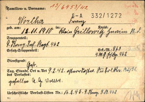 Franz Wortha 1