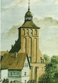 Jacobi-Kirche Wehlau