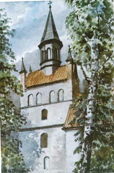 Kirche Plibischken