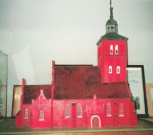 Kirche Wehlau