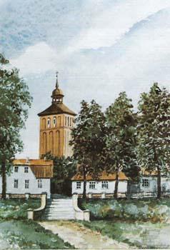 Wehlau Ordenskirche