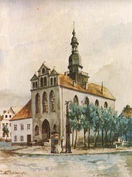 Wehlau Rathaus