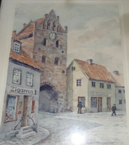 Wehlau Steintor
